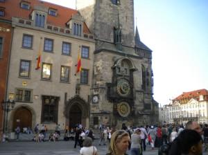 Prague's Astronomical Clock
