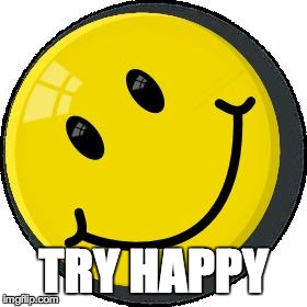 Try Happy