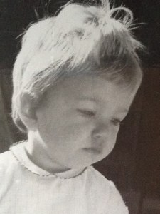 Baby me, around two
